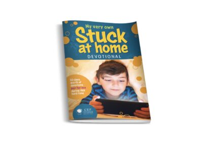 Stuck At Home 30 Day Devotional 1