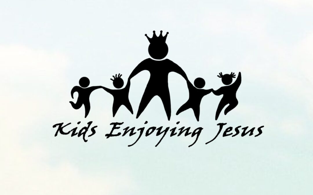 Kids Enjoying Jesus YouTube Channel