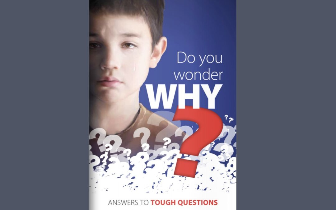 Do You Wonder Why? (eBooklet)