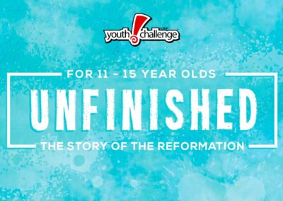 Youth: Unfinished, Study on The Reformation