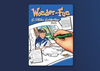 Wonder-Fun Bible Activity Book