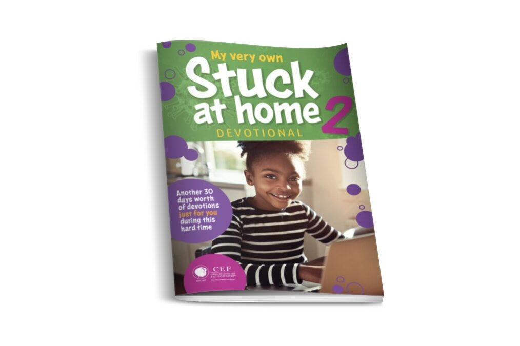 Stuck At Home 30 Day Devotional 2