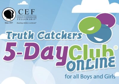 Truth Catchers 5-Day Club Online